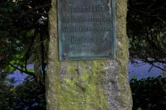 Grabstein für die Schwestern des Städtischen Klinikums