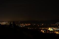 Blick auf Pforzheim